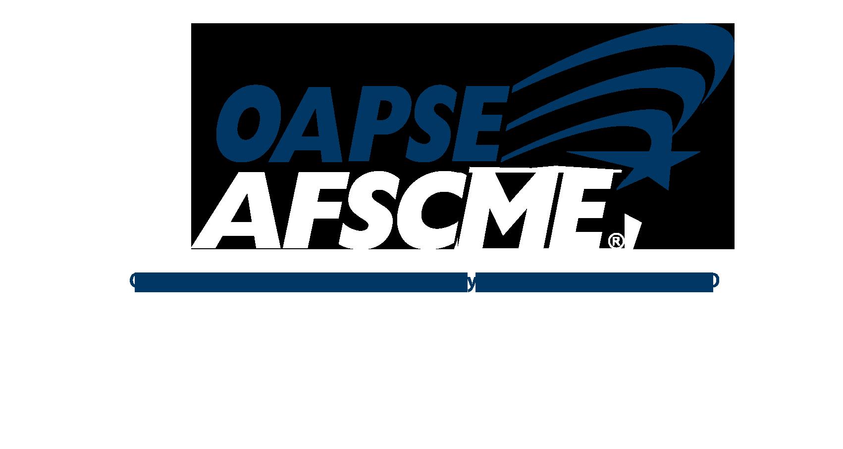OAPSE – AFSCME